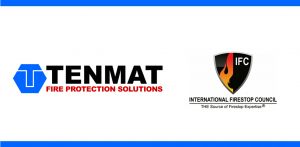 International Firestop Council welcomes TENMAT