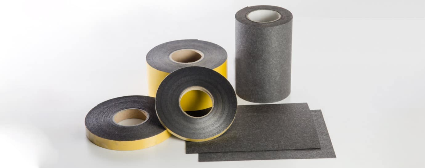 Photo of Tenmat FF104E Intumescent Material
