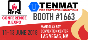 Viva Las Vegas! Join TENMAT at the NFPA Expo