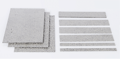 Photo of Tenmat FF107 Intumescent Material